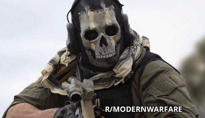 Гоуст возвращается: первый тизер второго сезона Call of Duty: Modern Warfare