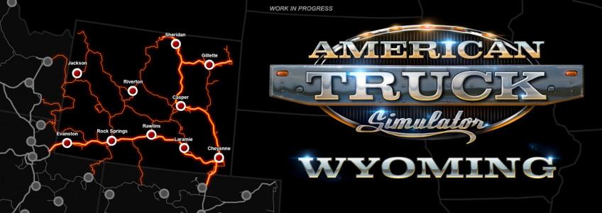 Авторы American Truck Simulator показали 20 минут геймплея дополнения Wyoming1