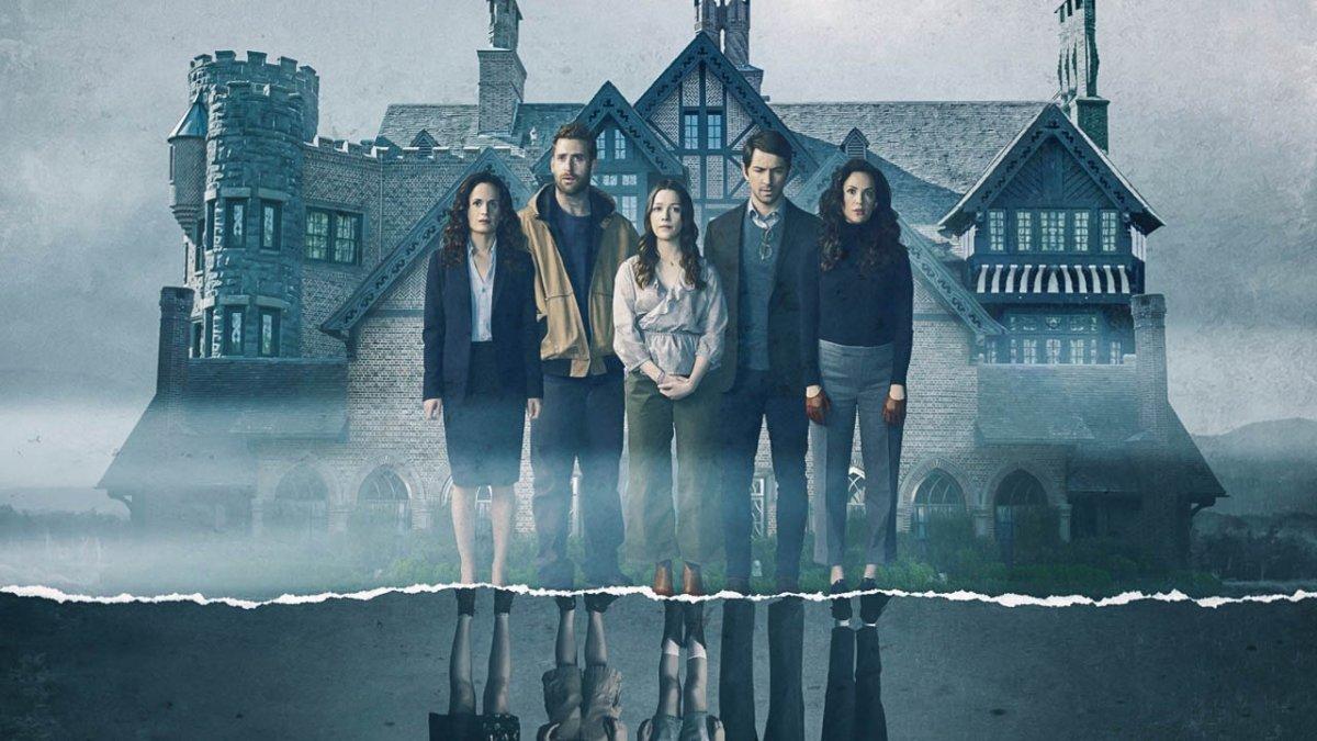 Будущий «Человек-невидимка» сыграет в продолжении «Призраков дома на холме»