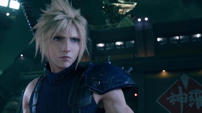 Square Enix продолжает регистрировать торговые марки по Final Fantasy VII
