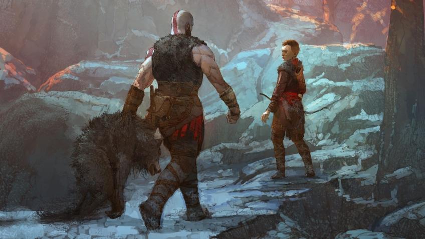 Кратос сможет вернуться в ранее изученные локации — новые подробности о God of War
