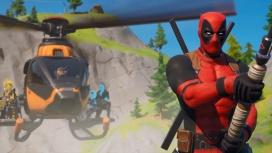 Авторы Fortnite представили новый транспорт — вертолёт Choppa