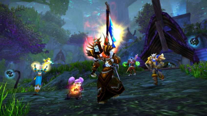 В World of Warcraft Classic открылись поля для PvP-сражений