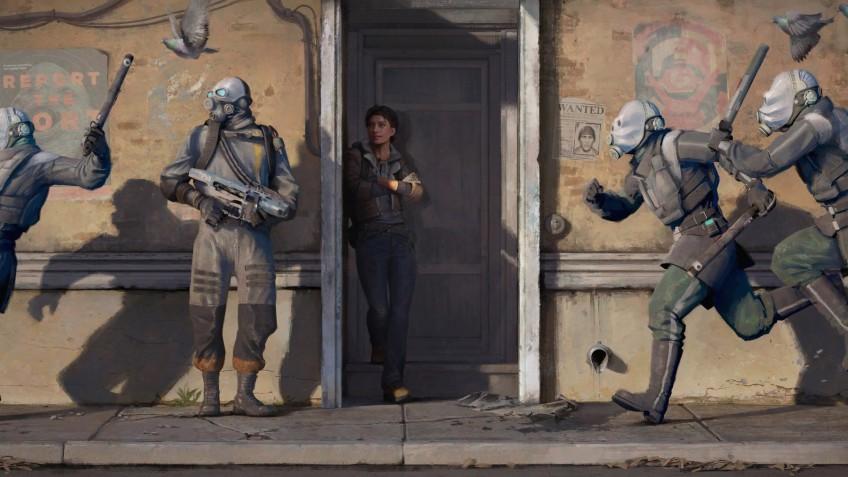 Valve впервые показала Half-Life: Alyx — флагманский VR-шутер