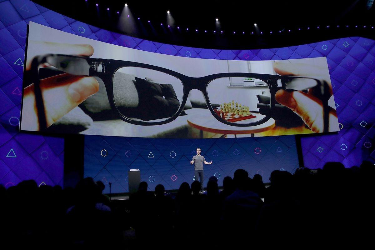 Facebook готовит многопользовательские AR-приложения