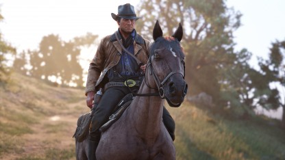 Журналист рассказал на примере о комплексности мира Red Dead Redemption 2