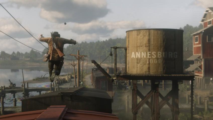 Журналист рассказал на примере о комплексности мира Red Dead Redemption2