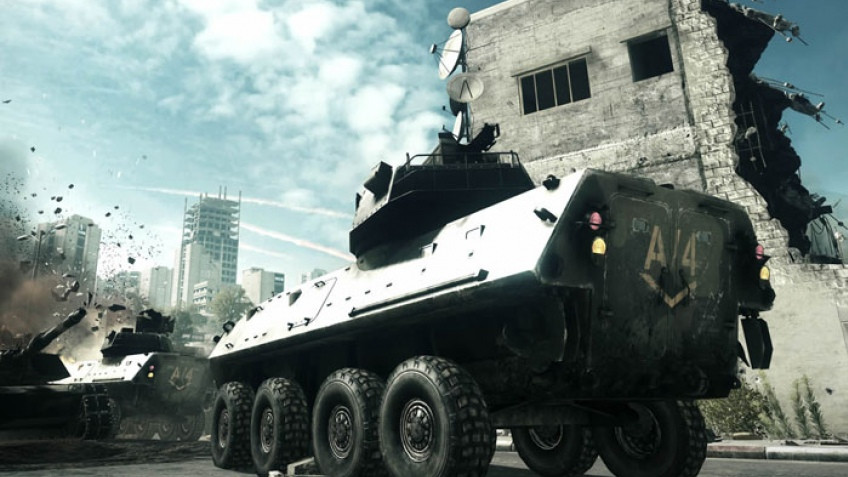 Battlefield3 взял планку в 10 миллионов