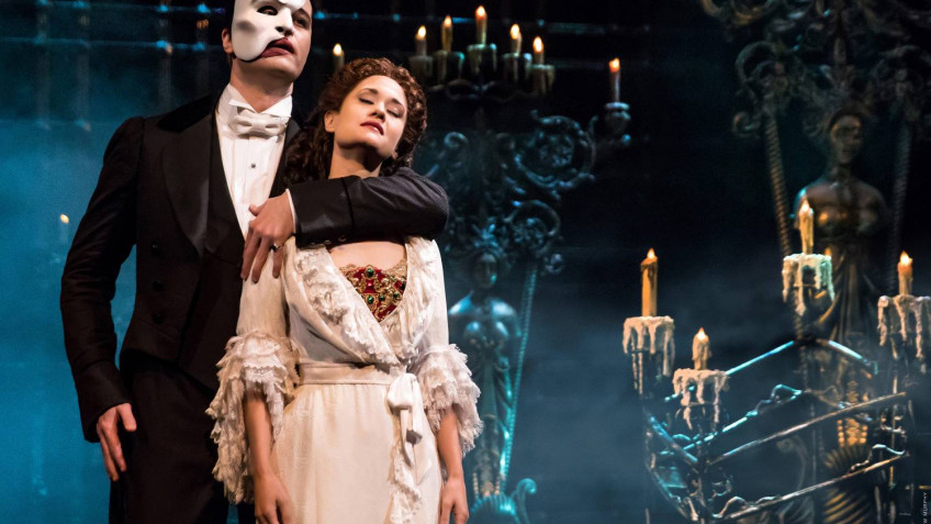 СМИ: авторы «Нарко» работают над телеадаптацией «Призрака оперы»