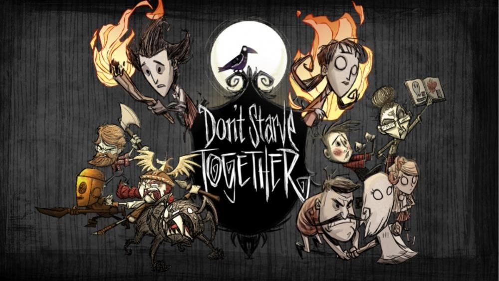 Don't Starve Together выйдет в конце апреля