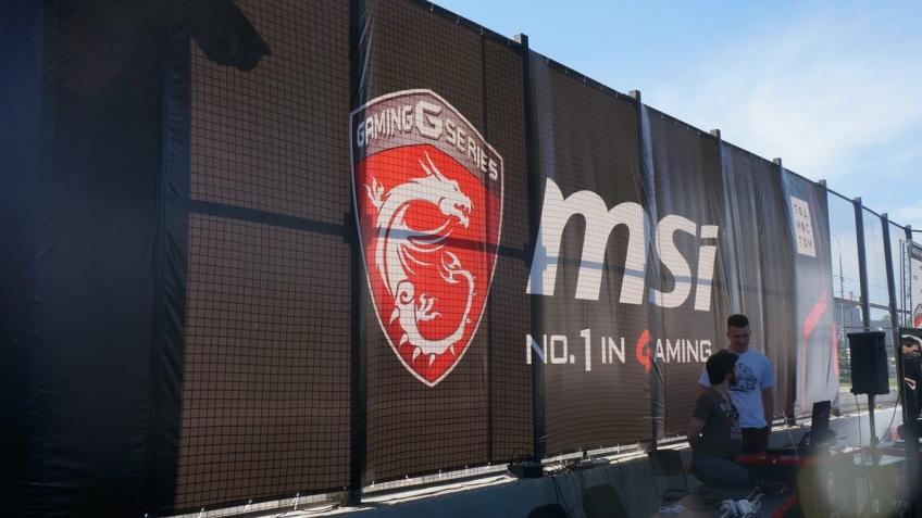 MSI Dragon Sport: Лето