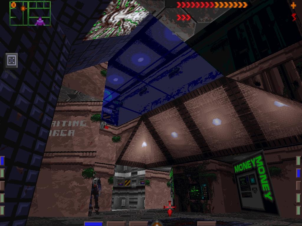 Вышла первая модификация к классической System Shock