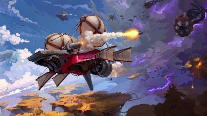 Российская песочница Black Skylands выходит в ранний доступ11 июня