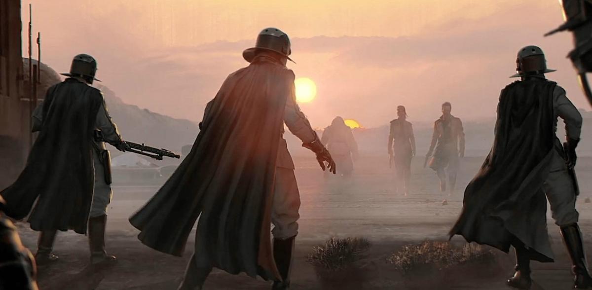 Эми Хенниг рассказала о трудностях разработки Star Wars от Visceral из-за Frostbite