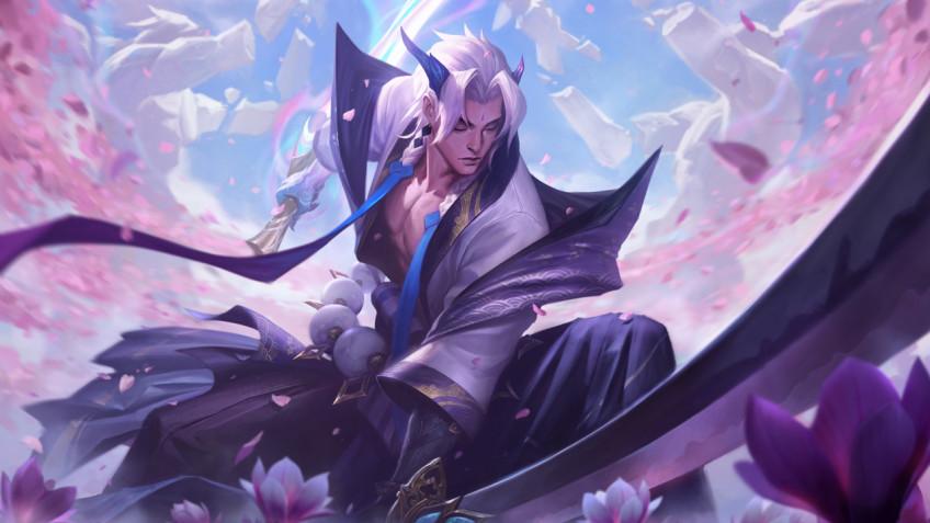 Игрокам League of Legends предлагают нарисовать мангу