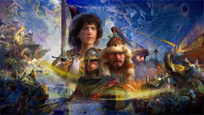 В Age of Empires4 будет Русь и кампания про Москву