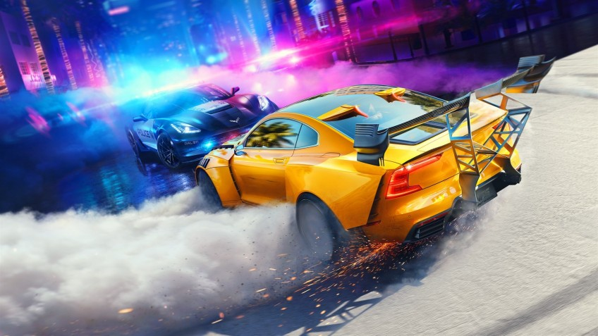 ЕА: в Need for Speed Heat никогда не будет лутбоксов, но будут платные DLC