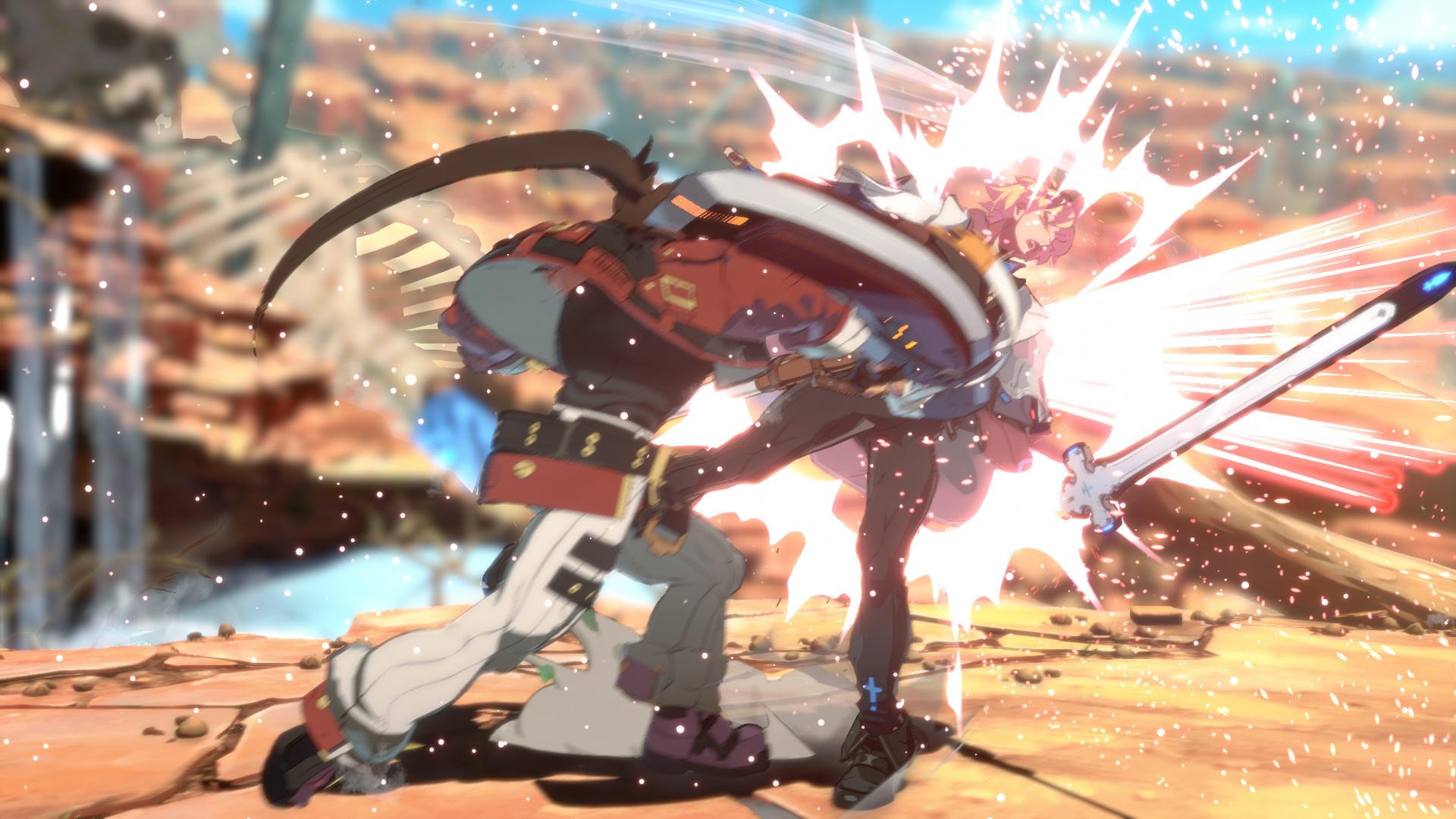 Создатели Guilty Gear: Strive опубликовали сюжетный трейлер файтинга