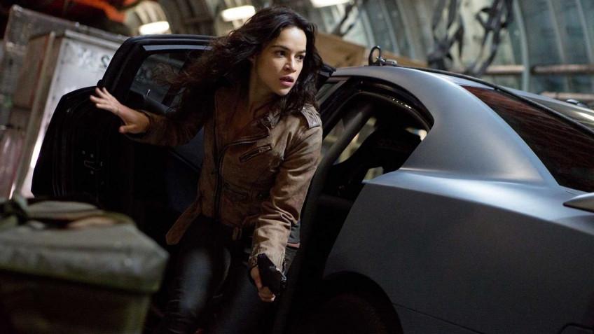 Мишель Родригес подтвердила, что в «Форсаже 9» герои попадут в космос