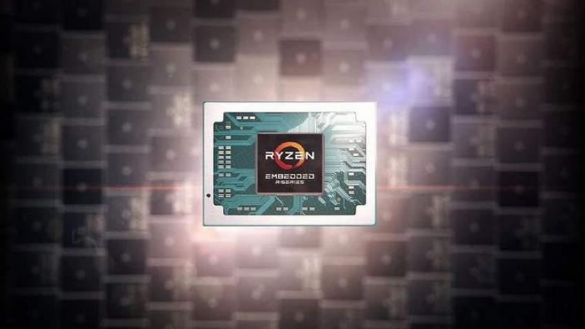 AMD представила процессор Ryzen Embedded R1000