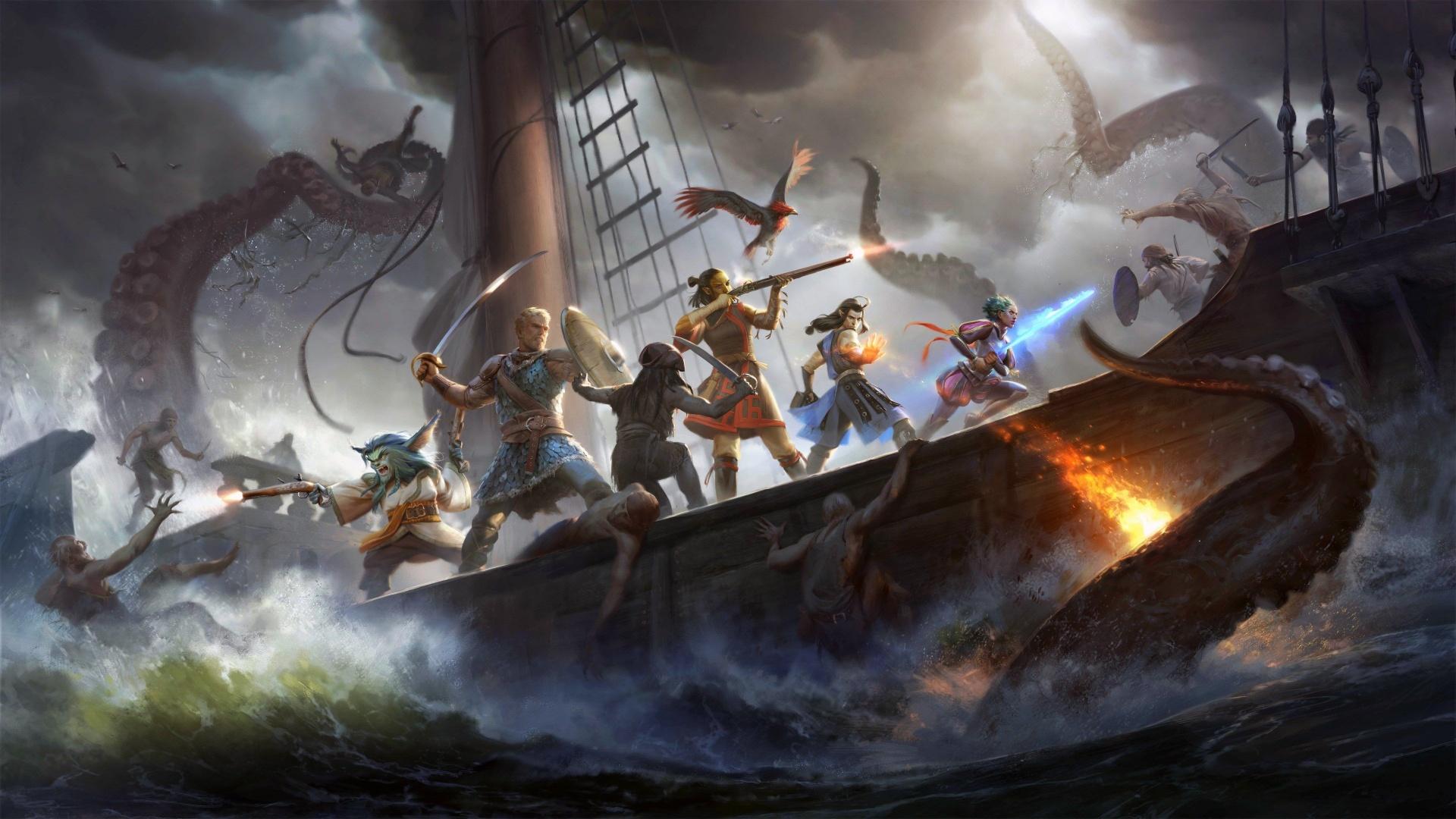 Полное издание Pillars of Eternity2 выйдет на консолях28 января 2020 года