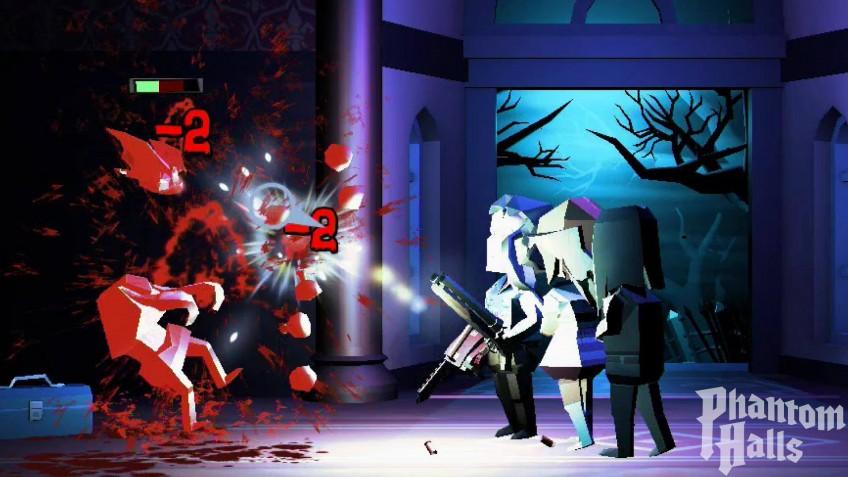 Phantom Halls вышла из раннего доступа