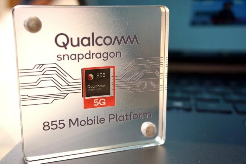 Qualcomm показала флагманский процессор Snapdragon 855