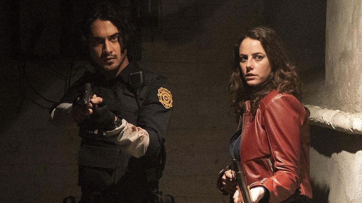 Леон, Клэр и другие на первых кадрах новой экранизации Resident Evil