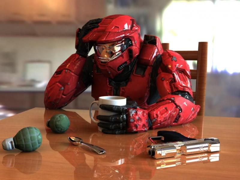 Нил Бломкамп доволен отменой экранизации Halo