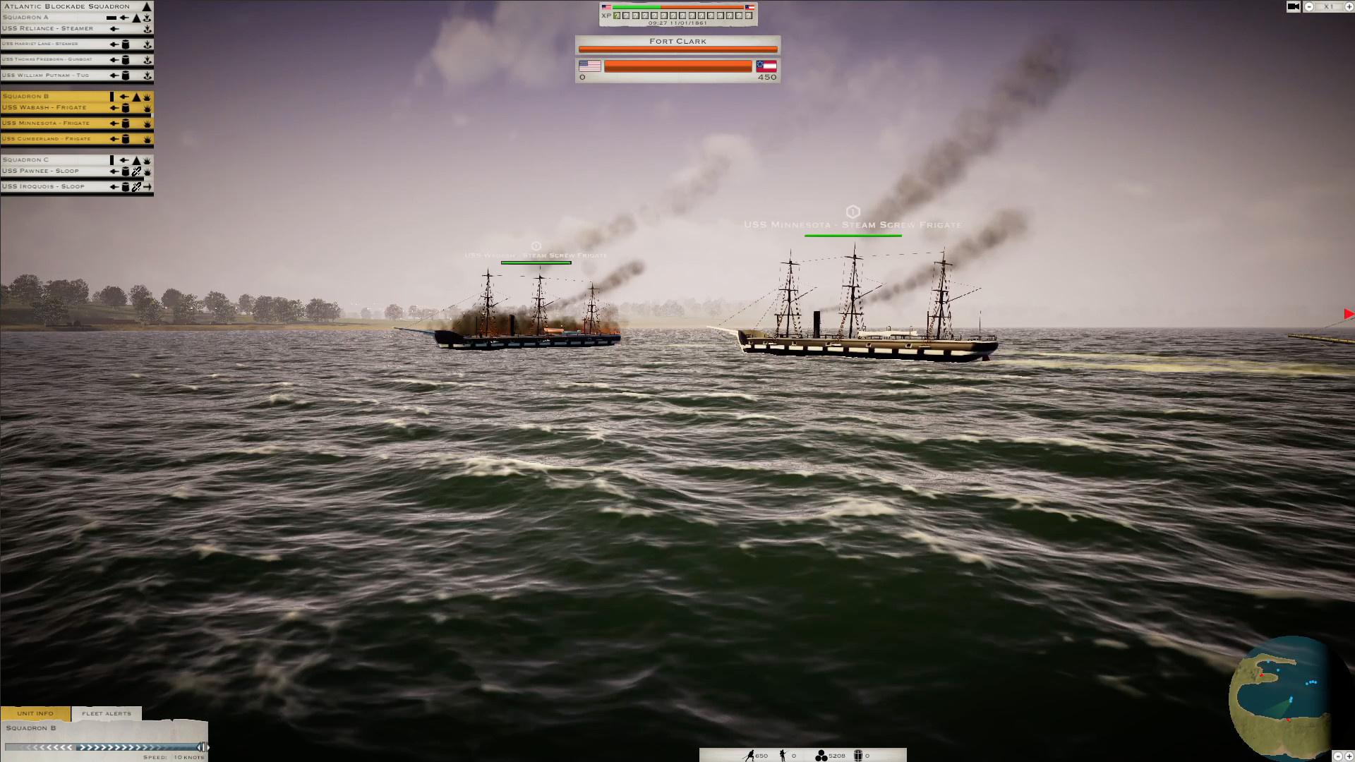 Victory At Sea Ironclad выходит в ранний доступ25 февраля