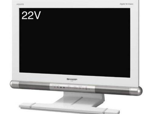 Маленькие HD-телевизоры от Sharp