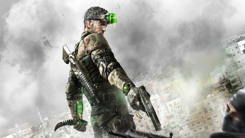 Splinter Cell: Double Agent и Splinter Cell: Blacklist появились на Xbox One