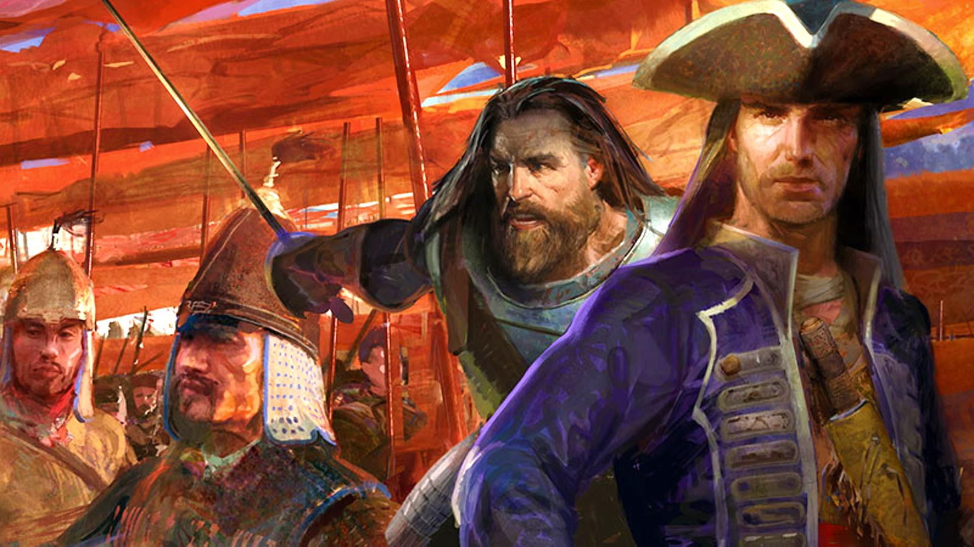 Для ремастера Age of Empires III вышел патч с новыми картами и обновлениями