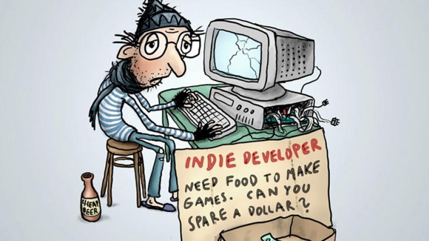 Доходы независимых разработчиков растут