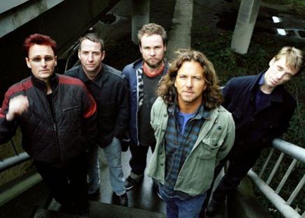 Новый альбом Pearl Jam в Rock Band