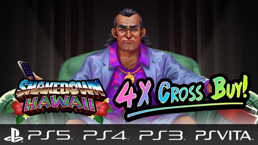 Shakedown: Hawaii выпустят на PlayStation5, в том числе бесплатно