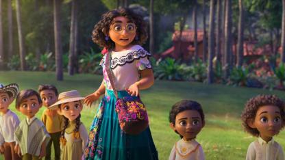 Магия и пляски в тизере нового мультфильма Disney «Энканто»