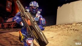 В новом трейлере Halo 5: Guardians показали режим Warzone Firefight