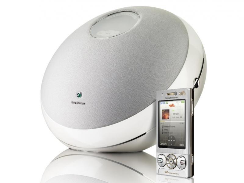 Sony Ericsson представила Walkman W705