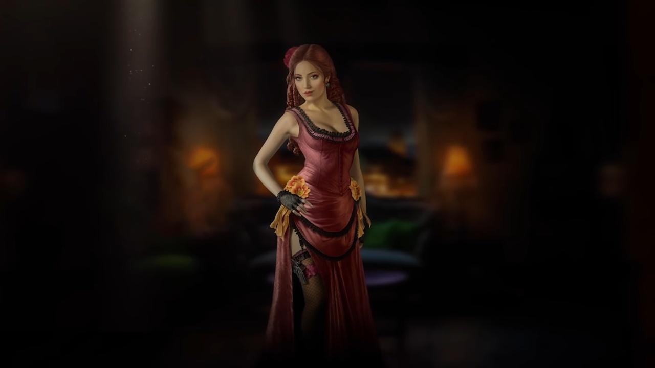 Кейт О'Хара в новом геймплейном трейлере Desperados III