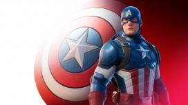 В Fortnite появилась экипировка Капитана Америки