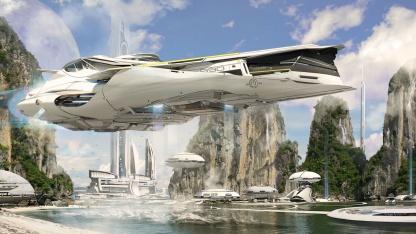 Самый дорогой корабль в Star Citizen купили за несколько секунд
