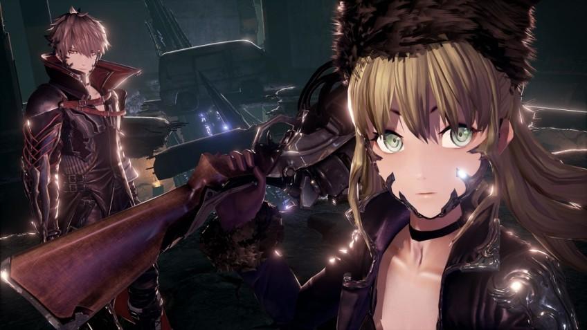 Демоверсия Code Vein выйдет на PS4 и Xbox One уже3 сентября