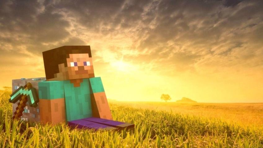 3D-художник Mojang создал прототип Minecraft в виде стратегии