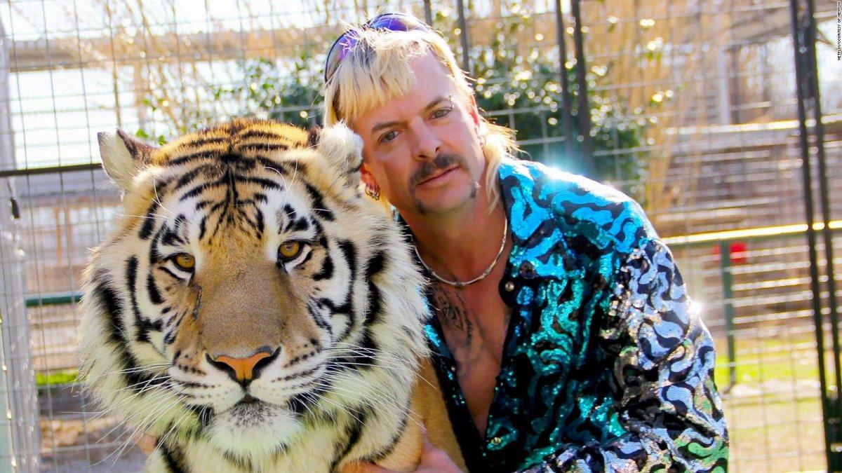 Документальный сериал Netflix «Король Тигров» бьёт рекорды стриминга