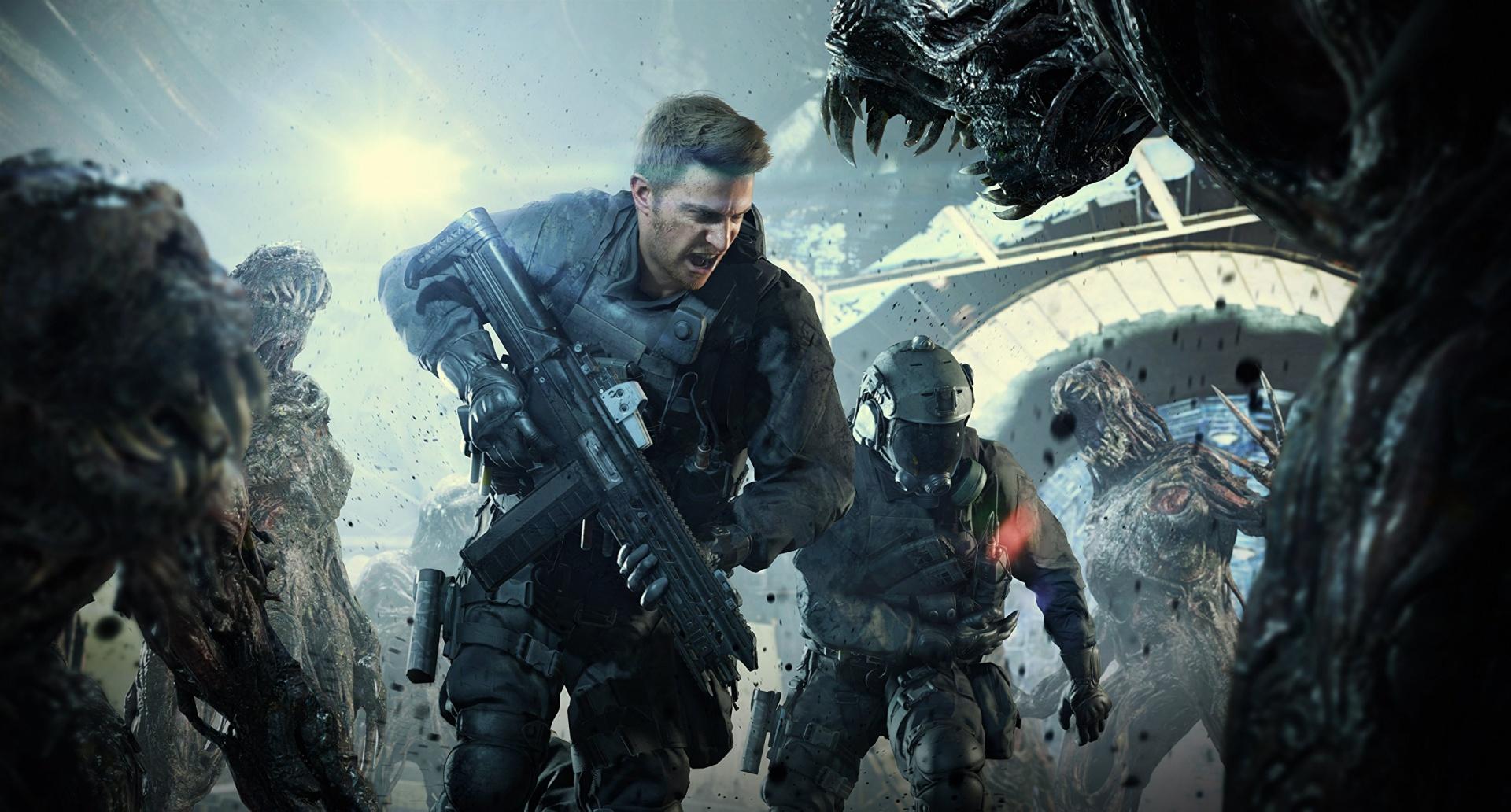 СМИ: Resident Evil8 с призраком и зомби может стать спин-оффом серии