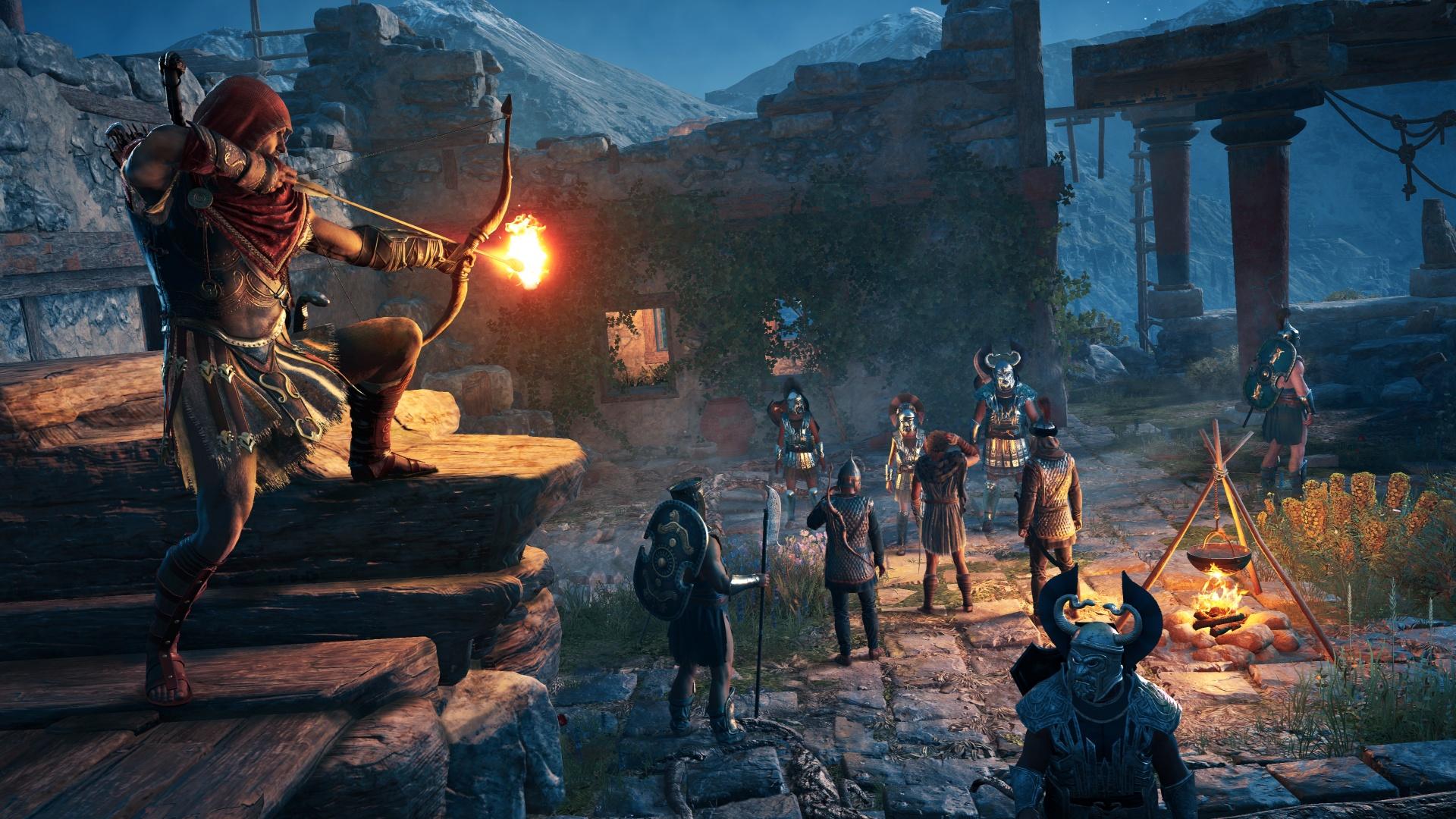 Второй эпизод «Судьбы Атлантиды» для Assassin's Creed Odyssey выйдет4 июня