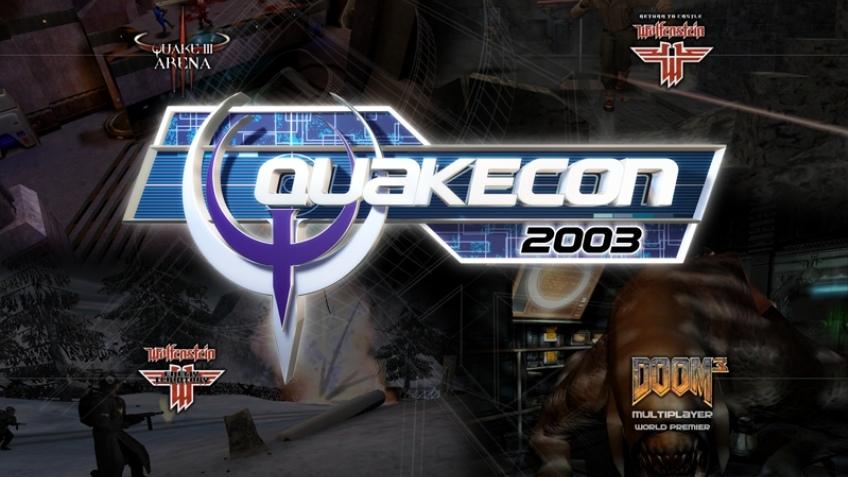 Quake4 – звезда QuakeCon 2004