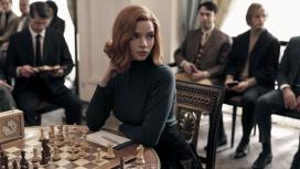 Netflix выпустил трейлер мини-сериала «Ход королевы» от автора «Забытых богом»