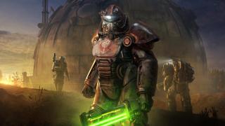Братство Стали прибыло в Fallout76 на неделю раньше